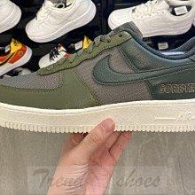 Nike Air Force 1 Low 經典 復古 低幫 耐磨 軍綠 休閒 運動 滑板鞋 CT2858-200 男女款
