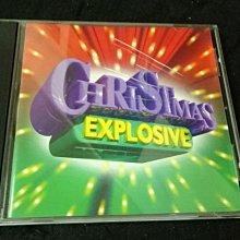 【珍寶二手書齋CD1】CHRISTMAS DANCE MIX explosive