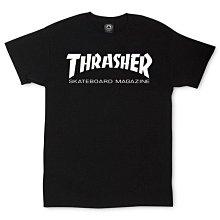 { POISON } THRASHER SKATE MAG LOGO TEE 經典品牌短TEE
