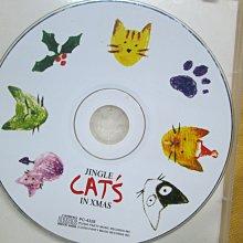 CD~貓咪歡唱聖誕歌曲 專輯.收錄Silent Night等