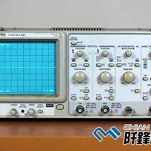 【阡鋒科技 專業二手儀器】固緯 GW Instek GOS-6112 便攜式示波器 100MHz, 2-channel