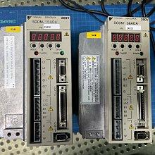 YASKAWA SGDM-15ADA & SGDM-08ADA SERVOPACK 200V 伺服馬達驅動器