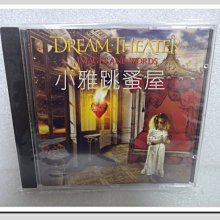 = Sallyshuistore = ☆ 二手CD: Dream theater夢劇場 images and word☆