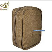 【野戰搖滾-生存遊戲】Flyye Molle 醫療包 雜物包【CB 狼棕色】 戰術背心 配件包 彈藥包