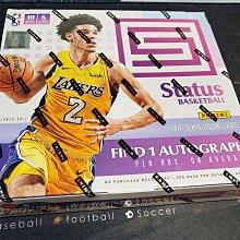 全新NBA籃球盒卡 2017-18 PANINI STATUS系列 可拆TATUM KOBE 完整原封 非拆剩