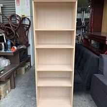 香榭二手家具*全新精品 羅密歐白橡色2尺開放式書櫃-書櫥-書架-櫥櫃-置物櫃-展示櫃-收納櫃-餐櫃-收藏櫃-飾品櫃-酒櫃