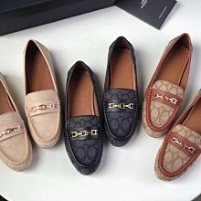 DANDT 時尚經典帆布牛皮豆豆鞋(20 JUL)同風格請在賣場搜尋 SUN 或 外銷女鞋