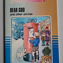 國中英文閱讀與寫作 Dear God and other stories (4a)〈Efstathiadis〉書況新