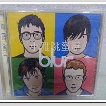 = Sallyshuistore = ☆ 二手CD: Blur 布勒合唱團 The Best Of 全紀錄精選☆