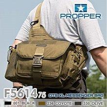 【LED Lifeway】PROPPER (公司貨) OTS XL Bag 單肩斜背大信差包