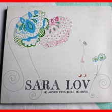 ◎2009-Devics樂團女主唱-莎拉·洛夫-Sara Lov-Seasoned Eyes Were Beaming