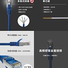 TAMIO CAT6 高速傳輸 網路線 台灣製造 支援PoE供電 20M 20米