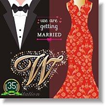 歡喜結婚嫁。少量喜帖。客製貼紙。簽名綢。婚卡。謝卡。方形明信片喜帖.寶寶彌月謝卡
