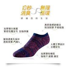 【sNug直營-運動船型除臭襪】多件優惠 / 厚底吸汗 / 氣墊防護 / 透氣網層