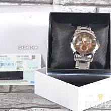 【品光數位】SEIKO 精工 Kinetic SNP062J1 人動電能 專業萬年曆大視窗腕錶 #80120