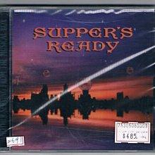 [鑫隆音樂]西洋CD-SUPPER,S READY;A TRIBUTE TO QENESIS-原裝進口盤(全新)免競標