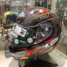 瀧澤部品 義大利 X-Lite 碳纖維 X-803 RS Ultra Carbon 全罩安全帽 SBK #32 頂級