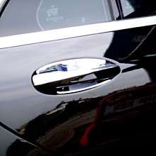 【JR 佳睿精品】15-UP Benz S63 S56 S400 C217 Coupe 改裝 鍍鉻把手內襯 門碗 防刮