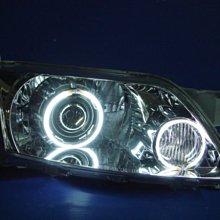 小亞車燈╠ 全新超亮 手工 版 PREMACY 晶鑽 CCFL光圈遠近電磁閥魚眼大燈 9000