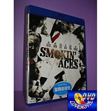 A區Blu-ray藍光正版【五路追殺令 Smokin Aces (2007)】BD-50 [含中文字幕]全新未拆