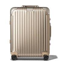 現購含運 RIMOWA ORIGINAL Cabin Plus 新款22吋託運行李箱。