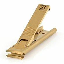 雙人牌 Zwilling 黃金版 超薄型 指甲剪 指甲刀 尊爵 真皮皮套  全不鏽鋼  指甲鉗 送禮