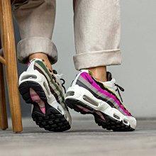 R'代購 Nike W Air Max 95 Premium Daisy Chain 撞色 鴛鴦 獸紋 CZ8102-001 男女段