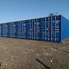 全新0937只用1次高櫃732702尺寸40尺中古貨櫃屋小木屋檳榔攤