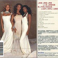 【嘟嘟音樂坊】天命真女合唱團 Destinys Child - 魅行天下 Destiny Fulfilled  (全新未拆封)