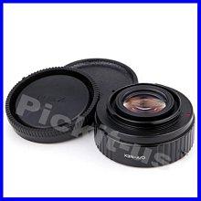 Lens Turbo減焦增光CONTAX CY鏡頭轉Sony NEX E卡口機身轉接環NEX-6 NEX-C3 NEX3