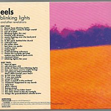 eels /blinking lights /雙CD