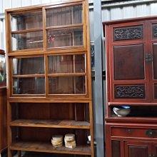 *阿柱的店*懷舊 老柑子店櫥 雜貨店 玻璃櫃