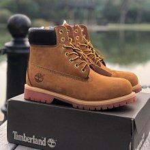 換季出清正品timberland添柏嵐 經典麥黃 靴子10061男靴10361女靴頭層高幫保暖靴35.5-47
