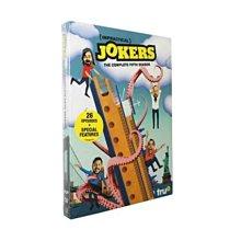外貿影音 高清原版美劇好友互整 Impractical Jokers1-5季完整版16DVD碟片