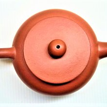 @居士林@清水泥巨輪珠壺(單孔)尺寸:高6.5公分.長13公分.寬9公分.容量150cc.重量170公克