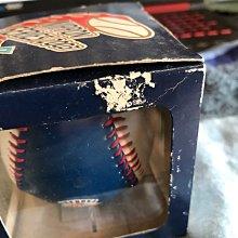 NPB 日本職棒 2003日本大賽 大榮鷹 阪神虎 紀念球 LOGO球 簽名球