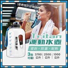 Tritan 運動水壺 大容量水壺 水瓶 健身水杯 健身水壺 搖搖杯 大水壺 水杯 戶外水壺 奶昔杯