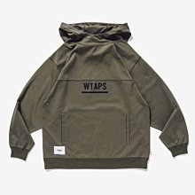 ☆AirRoom☆【現貨】2020AW WTAPS SIGN / HOODED / RIPSTOP LOGO 長袖 帽T