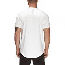 瘋狂金剛▸ 白 ASRV SilverPlus® Established Tee 抗臭阻菌短袖T恤 運動 健身
