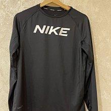 全新 NIKE PRO 黑色運動上衣