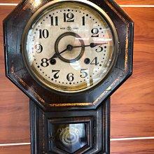 日本 古董 發條鐘