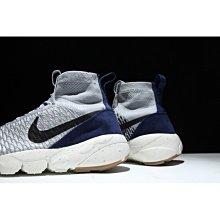 Nike footscape magista flyknit 休閒運動 慢跑潮鞋 816560 001免運