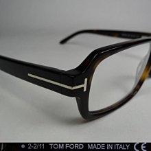 【信義計劃】全新真品 Tom Ford 眼鏡 TF 5195 T字 彈簧 方框