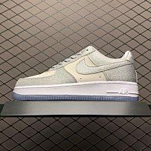Nike Air Force 107 3M反光 滿天星 休閒運動 滑板鞋 AV3040-100 女鞋