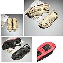 最愛情侶鞋 夏季流行 雨天必備 超軟Q透氣舒適花園鞋 洞洞鞋 拖鞋/涼鞋二用鞋 海灘鞋 雨鞋 防水鞋 沙灘鞋(9919)