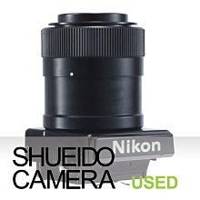 集英堂写真機【3個月保固】中古良上品 / NIKON DW-4 6倍 高倍率放大取景器 垂直觀景器 F3用 15441