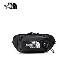 -滿3000免運-[雙和專賣店]The North Face 便捷休閒腰包/52RW/黑