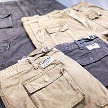 【希望商店】LAPRIMA LAP POCKET OVERALLS PANTS 21SS 蠟染 水洗 多口袋 工裝軍褲