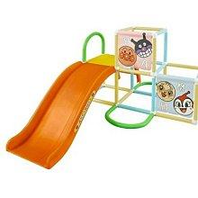 *小踢的家品牌玩具出租*C3714日本麵包超人溜滑梯攀爬架~訓練感覺統合~即可租