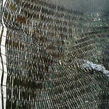 2尺寬-50米長 50%平織遮光網(蘭花網) (採PE塑膠繩編織,耐日曬雨淋)_粗俗俗五金大賣場